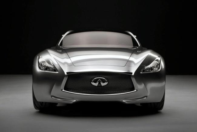 Infiniti sẽ ra mắt mẫu coupe bốn cửa trong vài năm tới 5