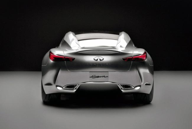 Infiniti sẽ ra mắt mẫu coupe bốn cửa trong vài năm tới 6