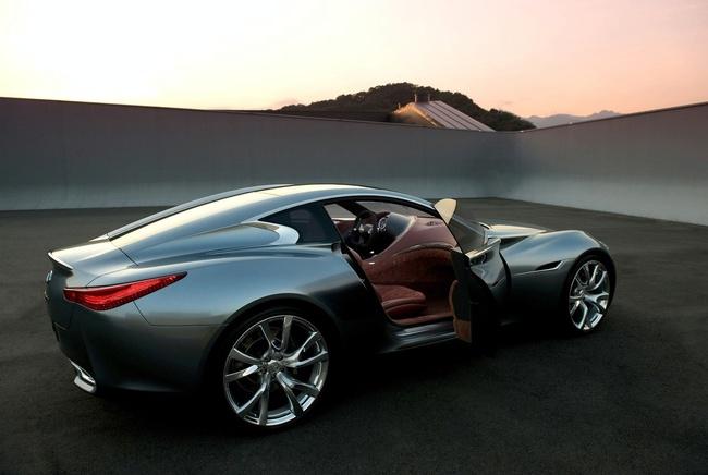 Infiniti sẽ ra mắt mẫu coupe bốn cửa trong vài năm tới 12
