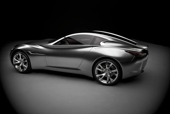 Infiniti sẽ ra mắt mẫu coupe bốn cửa trong vài năm tới 4