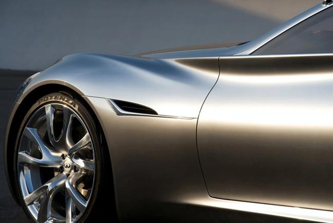 Infiniti sẽ ra mắt mẫu coupe bốn cửa trong vài năm tới 13