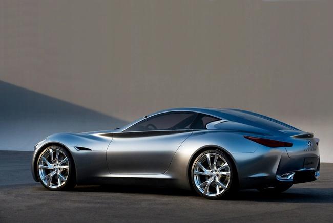Infiniti sẽ ra mắt mẫu coupe bốn cửa trong vài năm tới 14