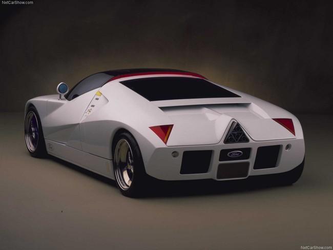 Ford GT90 - Xe concept tuyệt vời nhất mọi thời đại 5