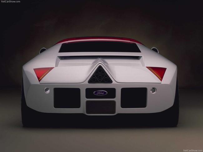 Ford GT90 - Xe concept tuyệt vời nhất mọi thời đại 6