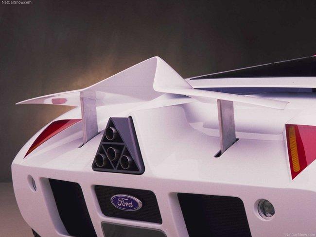 Ford GT90 - Xe concept tuyệt vời nhất mọi thời đại 7