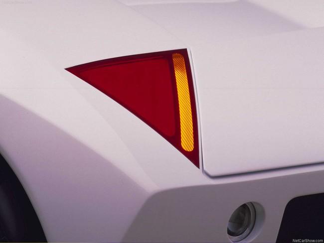 Ford GT90 - Xe concept tuyệt vời nhất mọi thời đại 8