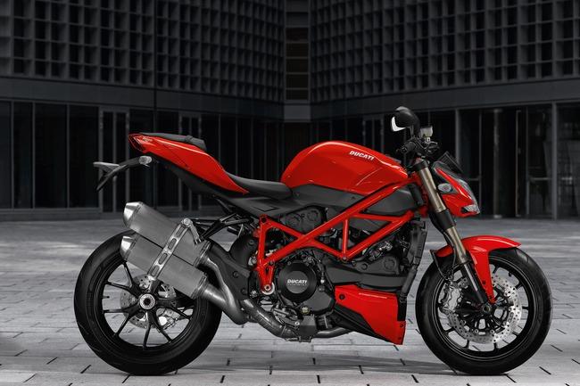 EICMA 2013: Ducati Streetfighter 848 hiện đại và mạnh mẽ 1