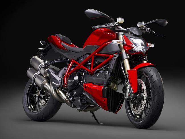 EICMA 2013: Ducati Streetfighter 848 hiện đại và mạnh mẽ 2