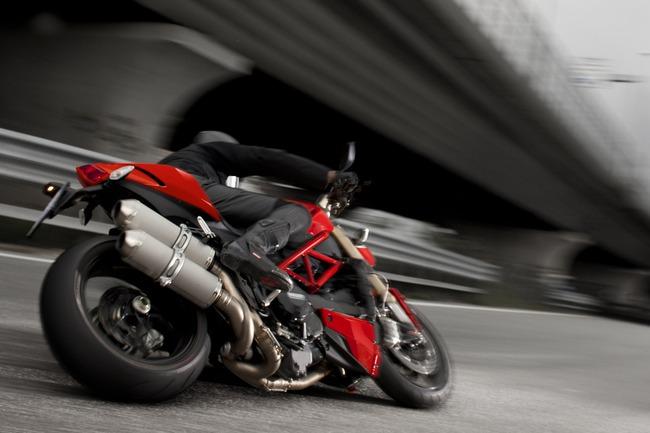 EICMA 2013: Ducati Streetfighter 848 hiện đại và mạnh mẽ 5