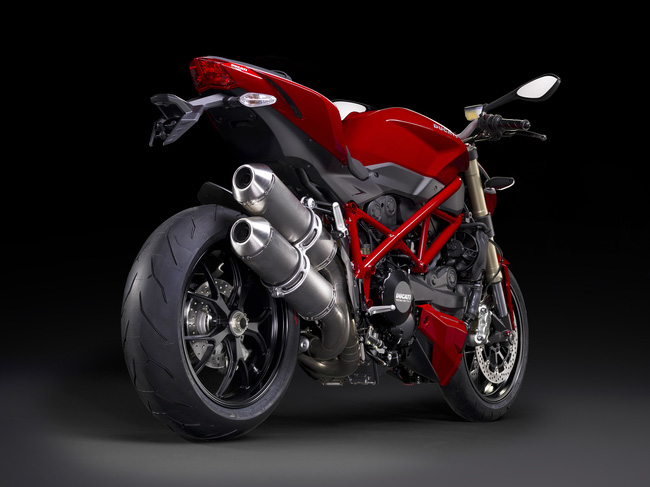 EICMA 2013: Ducati Streetfighter 848 hiện đại và mạnh mẽ 3