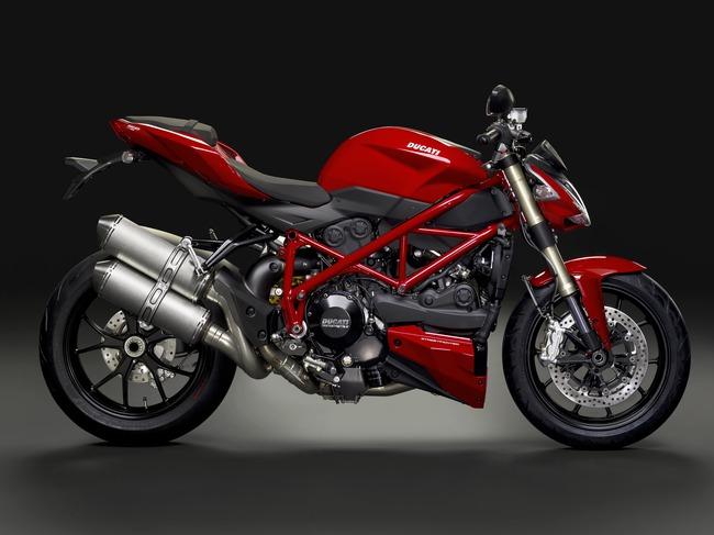 EICMA 2013: Ducati Streetfighter 848 hiện đại và mạnh mẽ 4