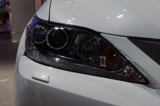 Lexus CT 200h 2014 chính thức ra mắt 11