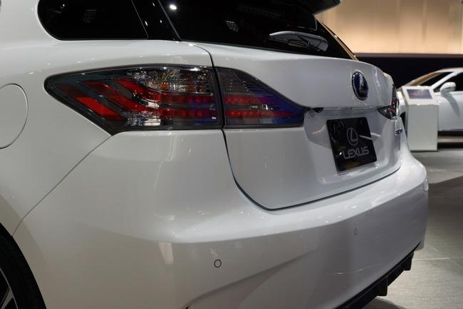 Lexus CT 200h 2014 chính thức ra mắt 12