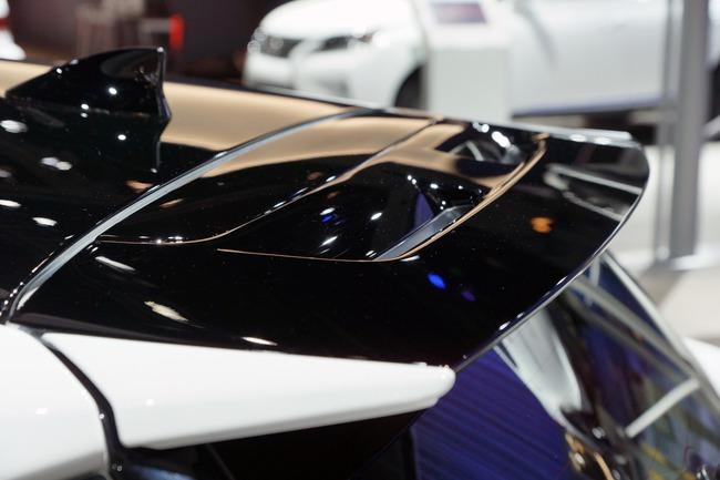 Lexus CT 200h 2014 chính thức ra mắt 14