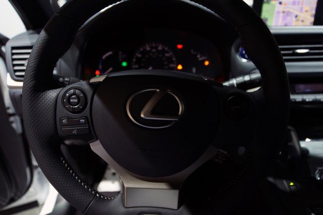 Lexus CT 200h 2014 chính thức ra mắt 17