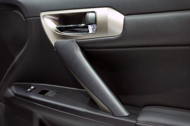 Lexus CT 200h 2014 chính thức ra mắt 21