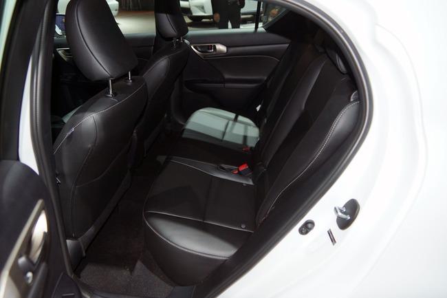 Lexus CT 200h 2014 chính thức ra mắt 22