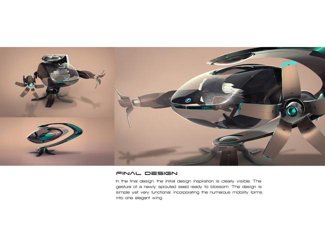 Hãng xe Trung Quốc SAIC giành giải thưởng thiết kế tại triển lãm Los Angeles 8