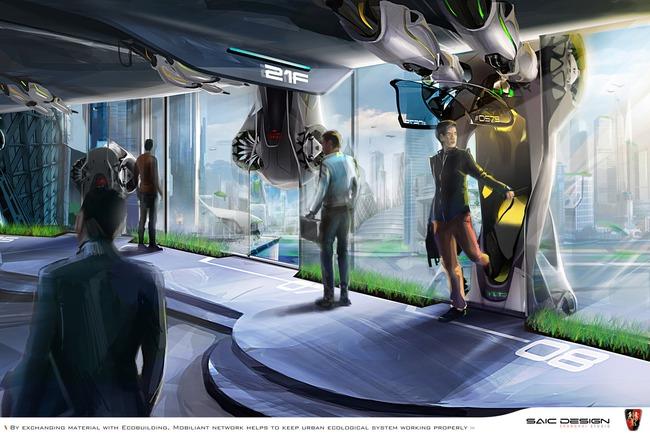 Hãng xe Trung Quốc SAIC giành giải thưởng thiết kế tại triển lãm Los Angeles 6
