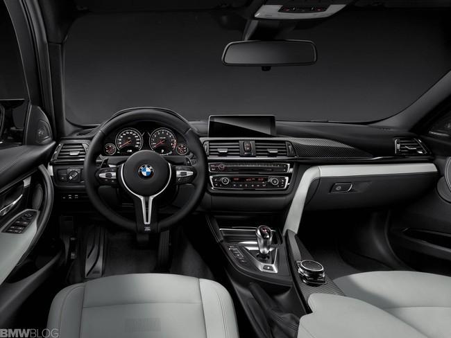 BMW M3 và M4 2014 tiết kiệm nhiên liệu hơn 25% 12