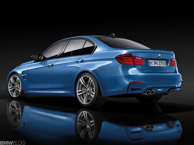 BMW M3 và M4 2014 tiết kiệm nhiên liệu hơn 25% 7