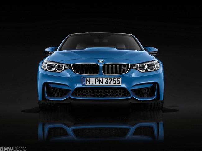 BMW M3 và M4 2014 tiết kiệm nhiên liệu hơn 25% 8
