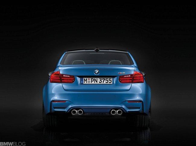 BMW M3 và M4 2014 tiết kiệm nhiên liệu hơn 25% 9