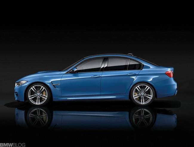 BMW M3 và M4 2014 tiết kiệm nhiên liệu hơn 25% 10