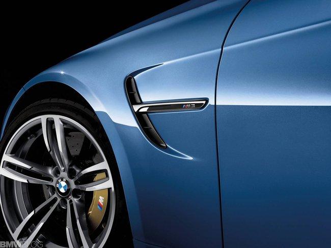 BMW M3 và M4 2014 tiết kiệm nhiên liệu hơn 25% 11