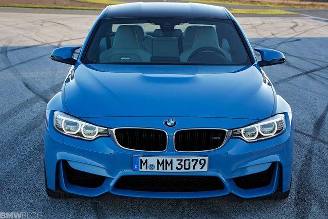 BMW M3 và M4 2014 tiết kiệm nhiên liệu hơn 25% 4