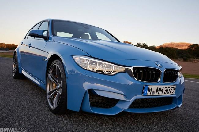 BMW M3 và M4 2014 tiết kiệm nhiên liệu hơn 25% 5