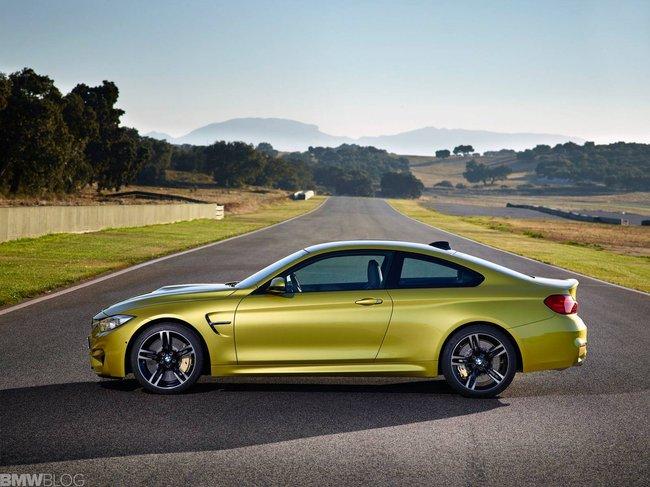 BMW M3 và M4 2014 tiết kiệm nhiên liệu hơn 25% 13