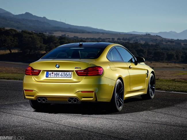 BMW M3 và M4 2014 tiết kiệm nhiên liệu hơn 25% 16