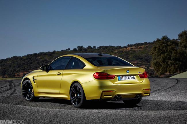 BMW M3 và M4 2014 tiết kiệm nhiên liệu hơn 25% 17