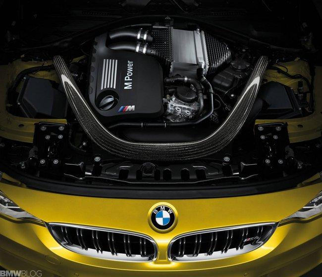 BMW M3 và M4 2014 tiết kiệm nhiên liệu hơn 25% 20