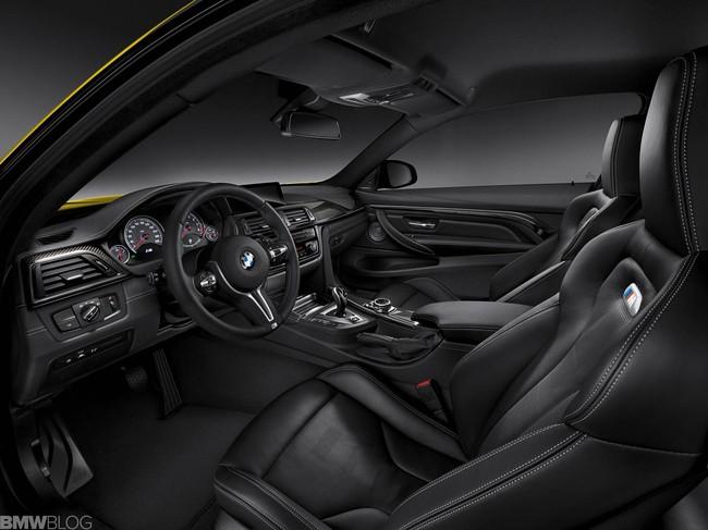 BMW M3 và M4 2014 tiết kiệm nhiên liệu hơn 25% 21