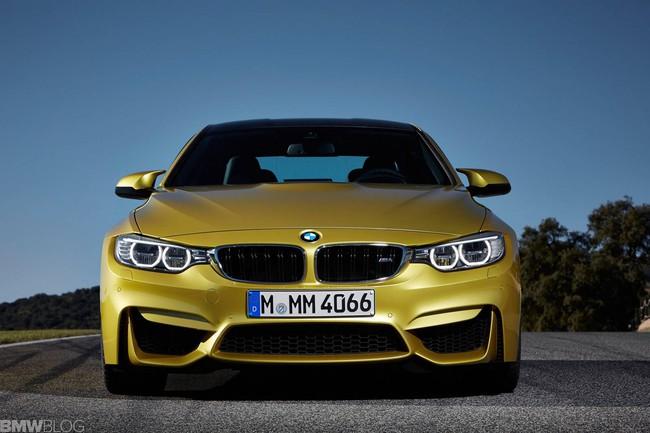 BMW M3 và M4 2014 tiết kiệm nhiên liệu hơn 25% 14
