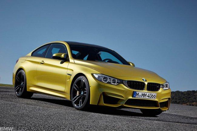BMW M3 và M4 2014 tiết kiệm nhiên liệu hơn 25% 15