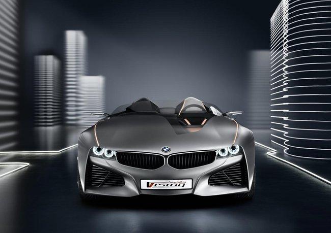 BMW hợp tác với Toyota sản xuất xe thể thao 3