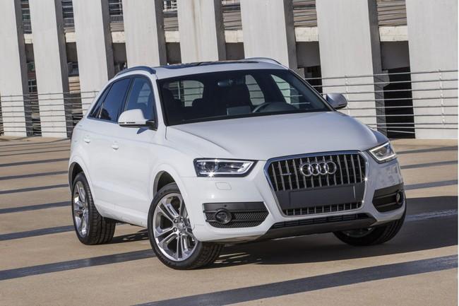 Audi Q3 2015 - Nhỏ gọn và hiện đại 1