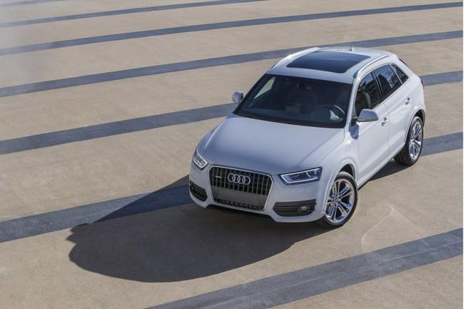 Audi Q3 2015 - Nhỏ gọn và hiện đại 4
