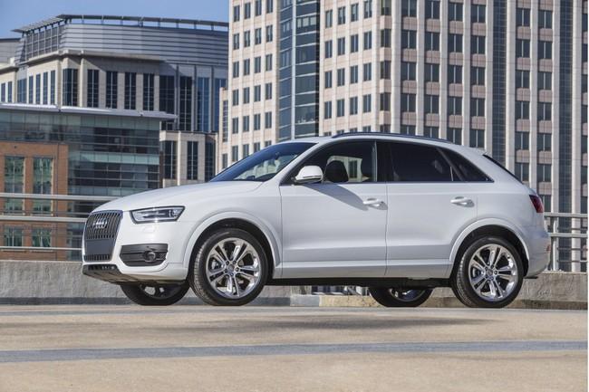 Audi Q3 2015 - Nhỏ gọn và hiện đại 6