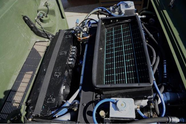 Quân đội Mỹ thử nghiệm xe hybrid thay thế HUMVEE 18