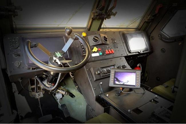 Quân đội Mỹ thử nghiệm xe hybrid thay thế HUMVEE 20