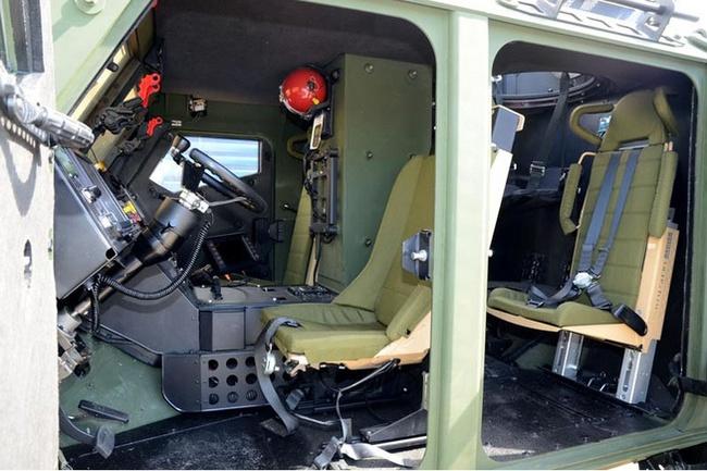 Quân đội Mỹ thử nghiệm xe hybrid thay thế HUMVEE 19