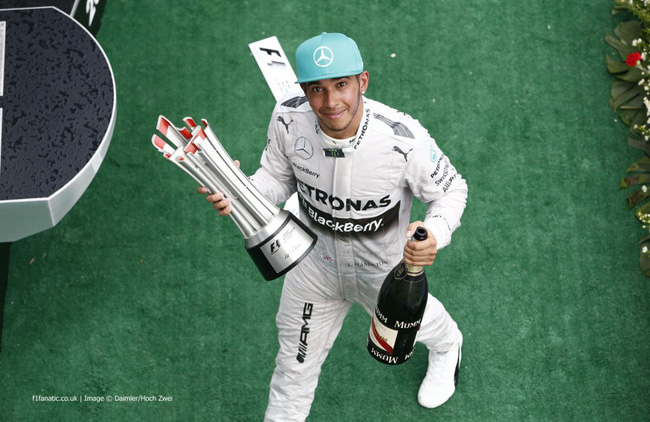 Malaysian Grand Prix: Mercedes tiếp tục phô trương sức mạnh 5