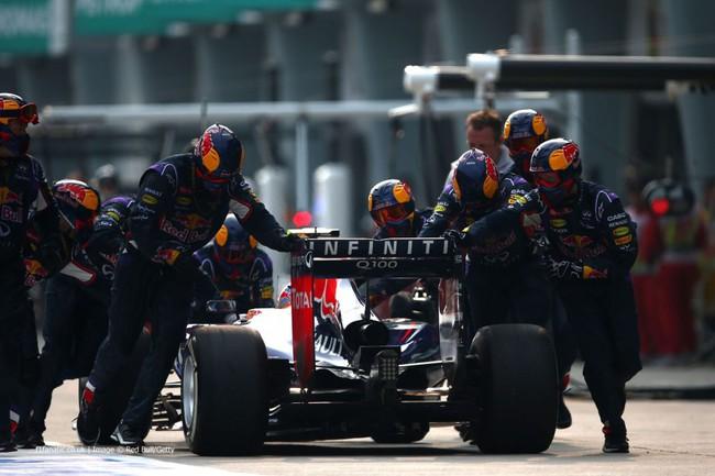 Malaysian Grand Prix: Mercedes tiếp tục phô trương sức mạnh 4