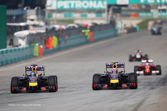 Malaysian Grand Prix: Mercedes tiếp tục phô trương sức mạnh 3