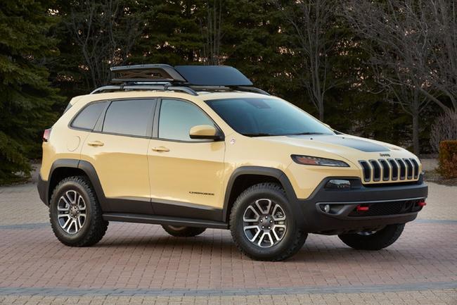 """Jeep giới thiệu 6 bản concept mới cực """"đỉnh"""" 3"""