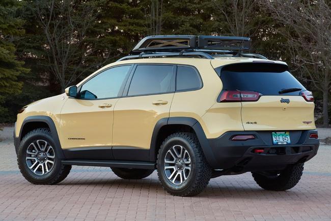 """Jeep giới thiệu 6 bản concept mới cực """"đỉnh"""" 4"""